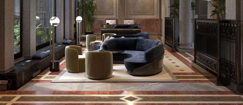 Raddison Hotel Touring Club Italiano
